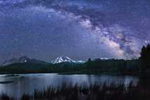 Se ha detectado una galaxia de materia oscura