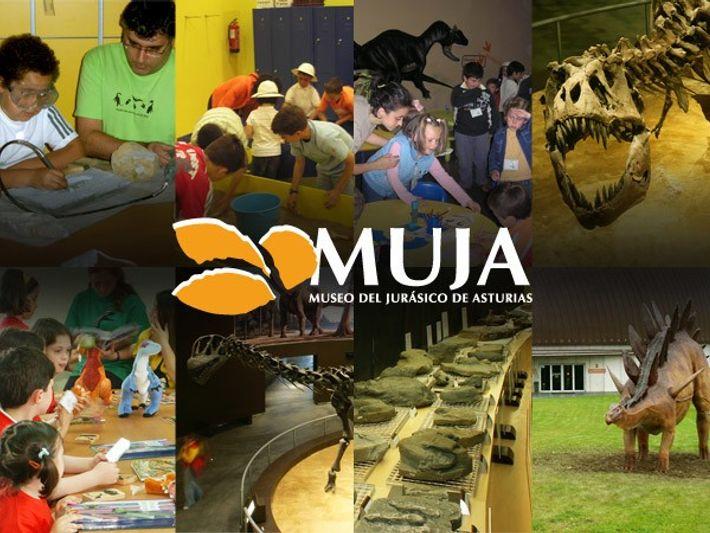 Visita el Museo Jurásico de Asturias