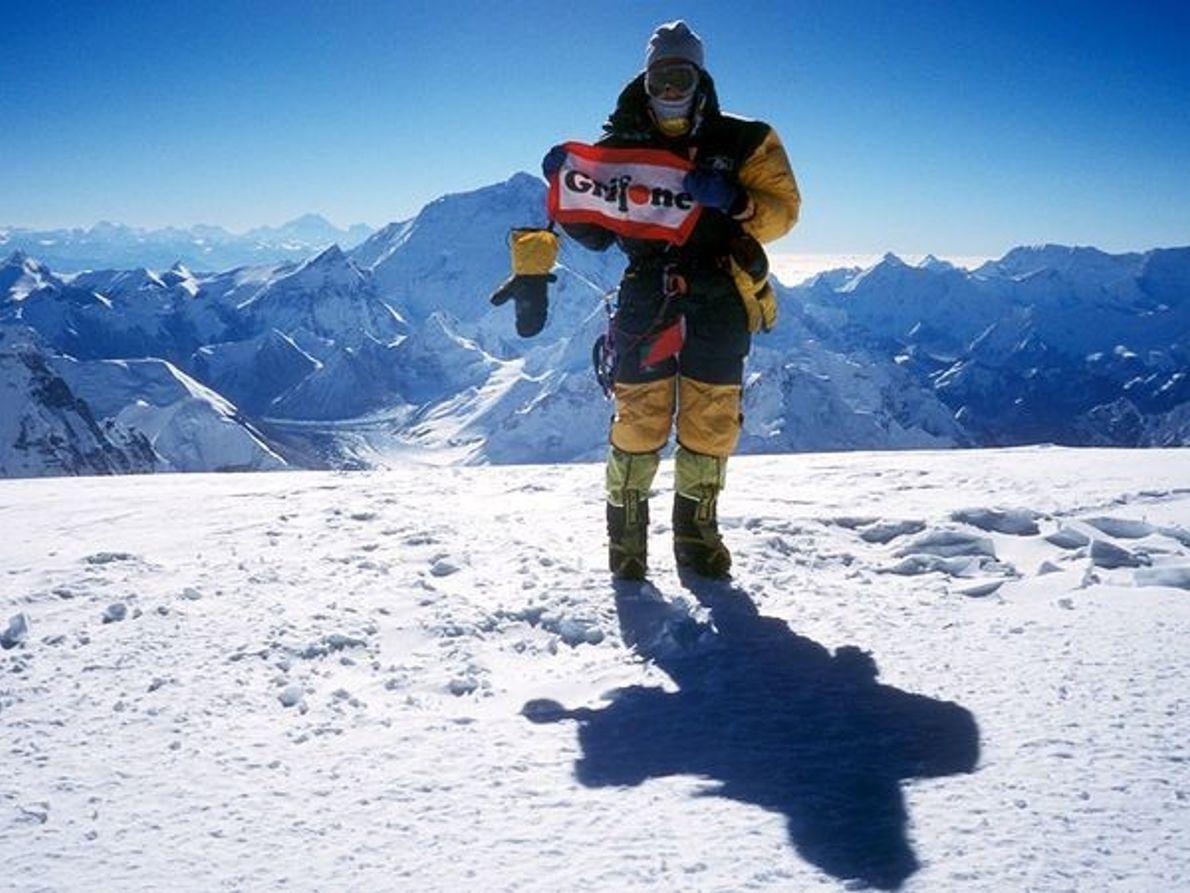 Cho Oyu, Nepal / China