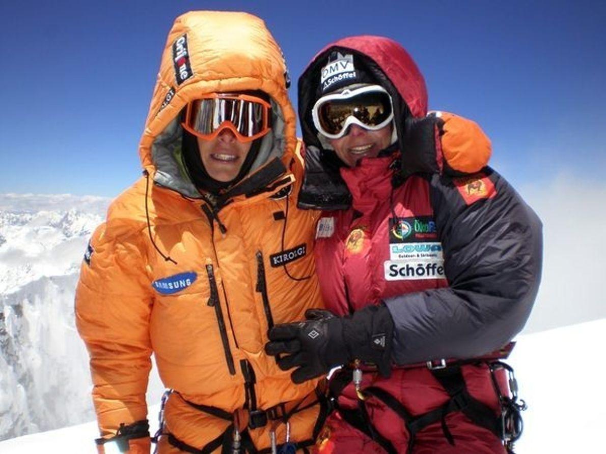 Pico Broad, Pakistán y China