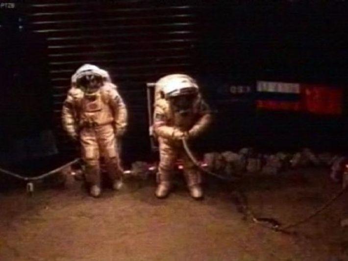 Campo de virtual de Mars500