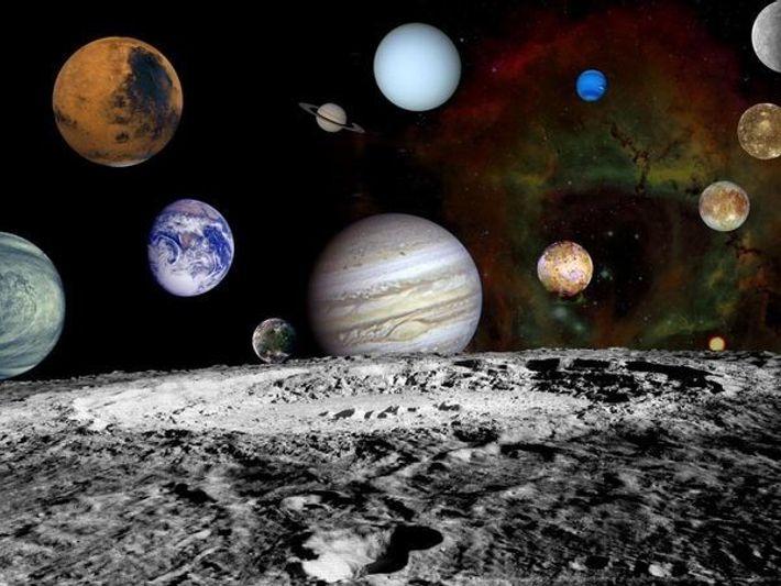 Descubiertos seis nuevos planetas.