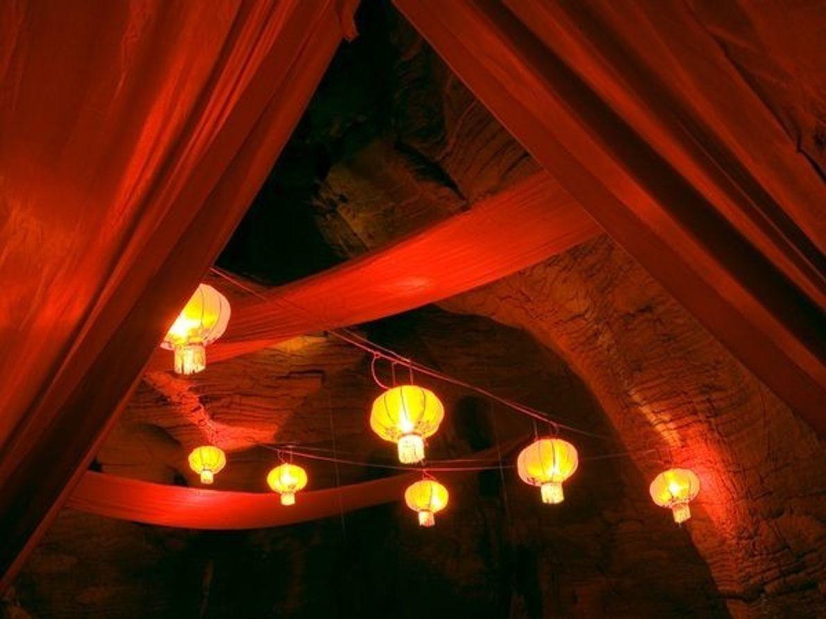 Cueva ceremonial