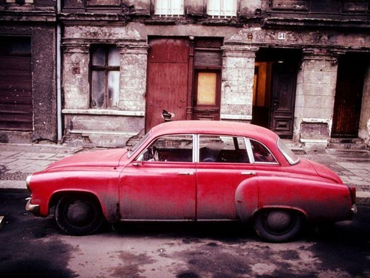 Auto alemán
