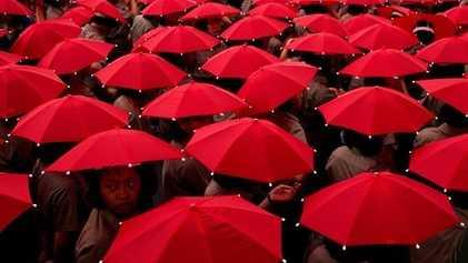La vida en color rojo
