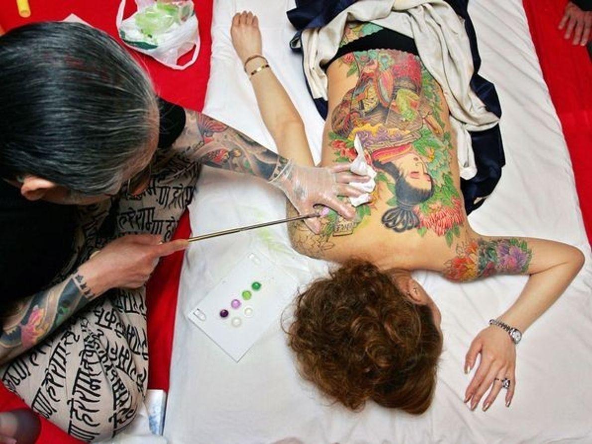 Tatuajes...
