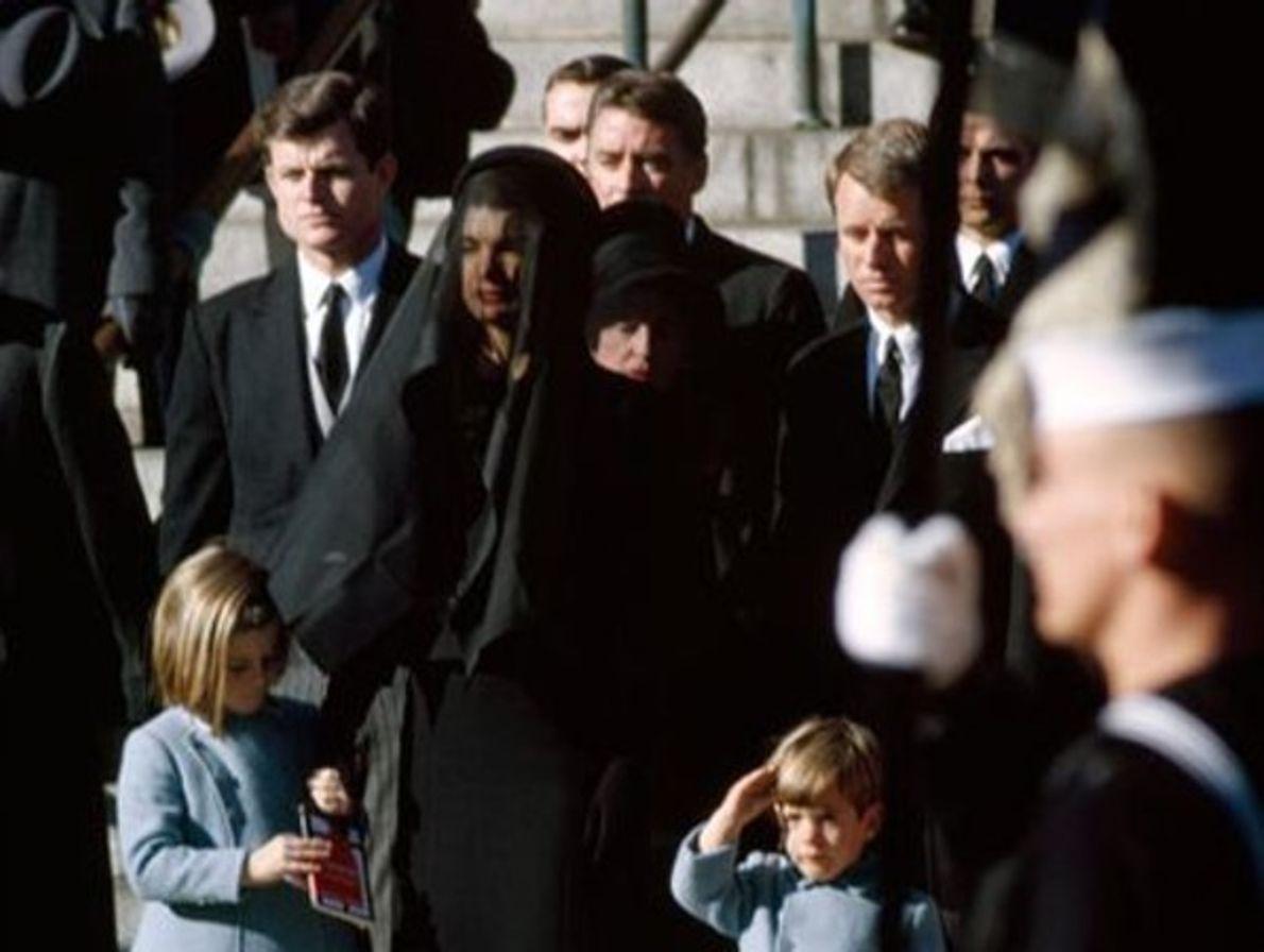 Funeral de John F. Kennedy, 1963