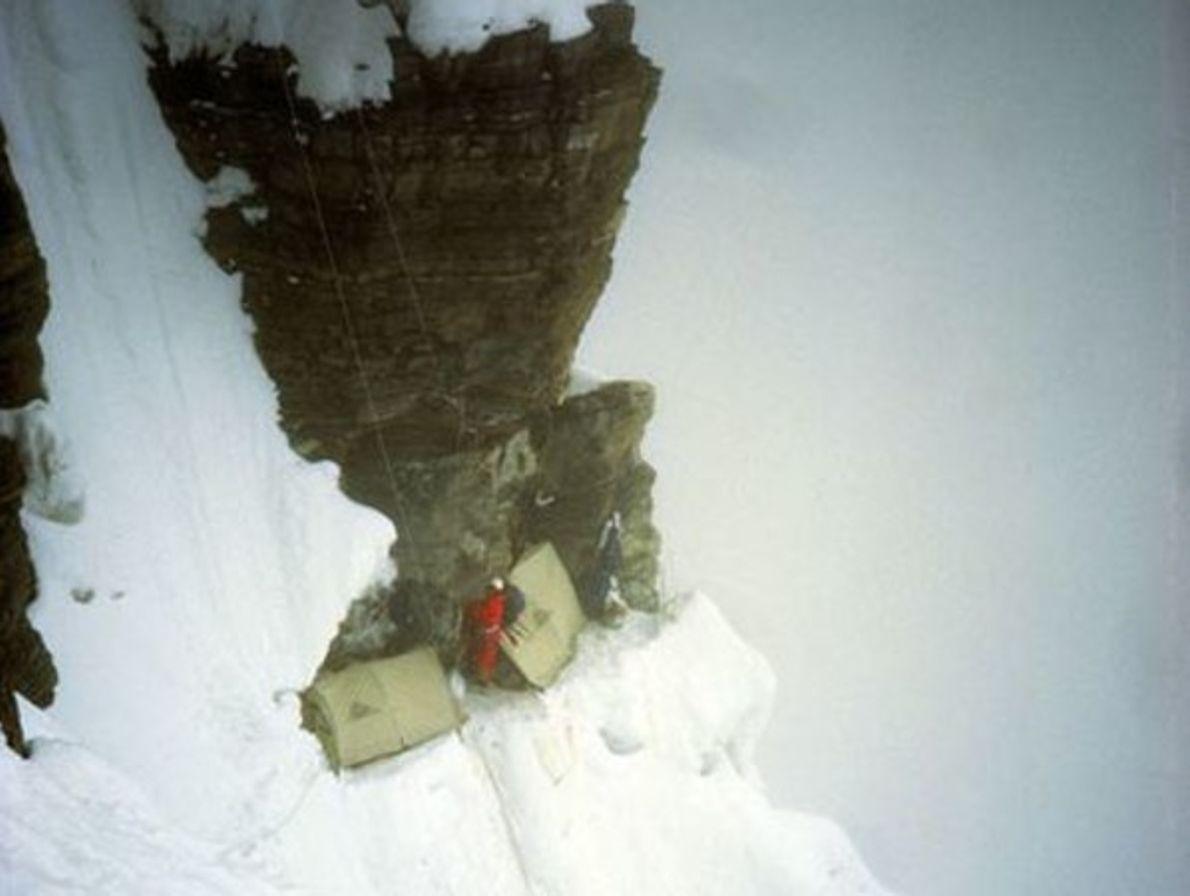 Cara este del Everest