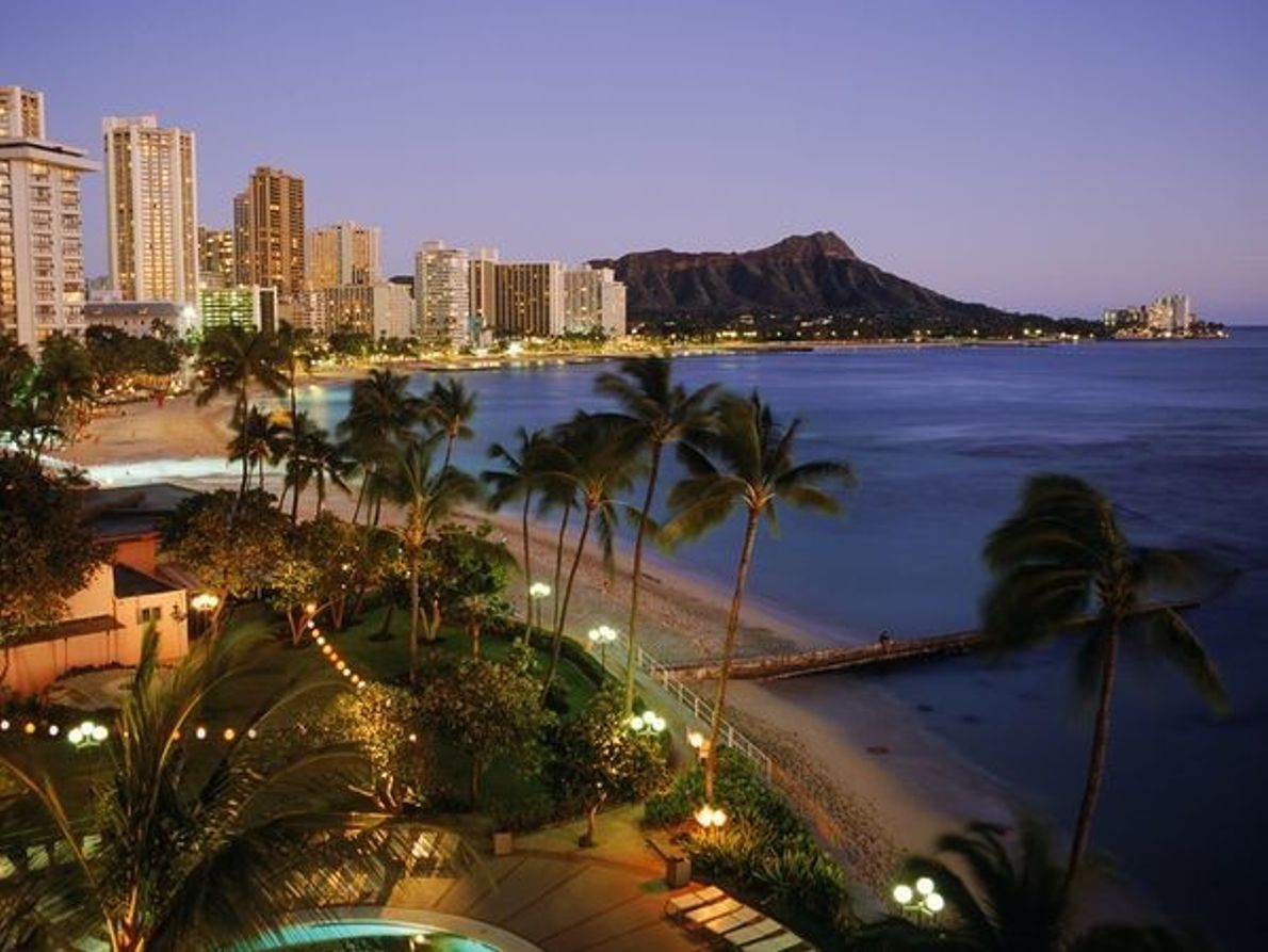 3. Honolulu, Hawai