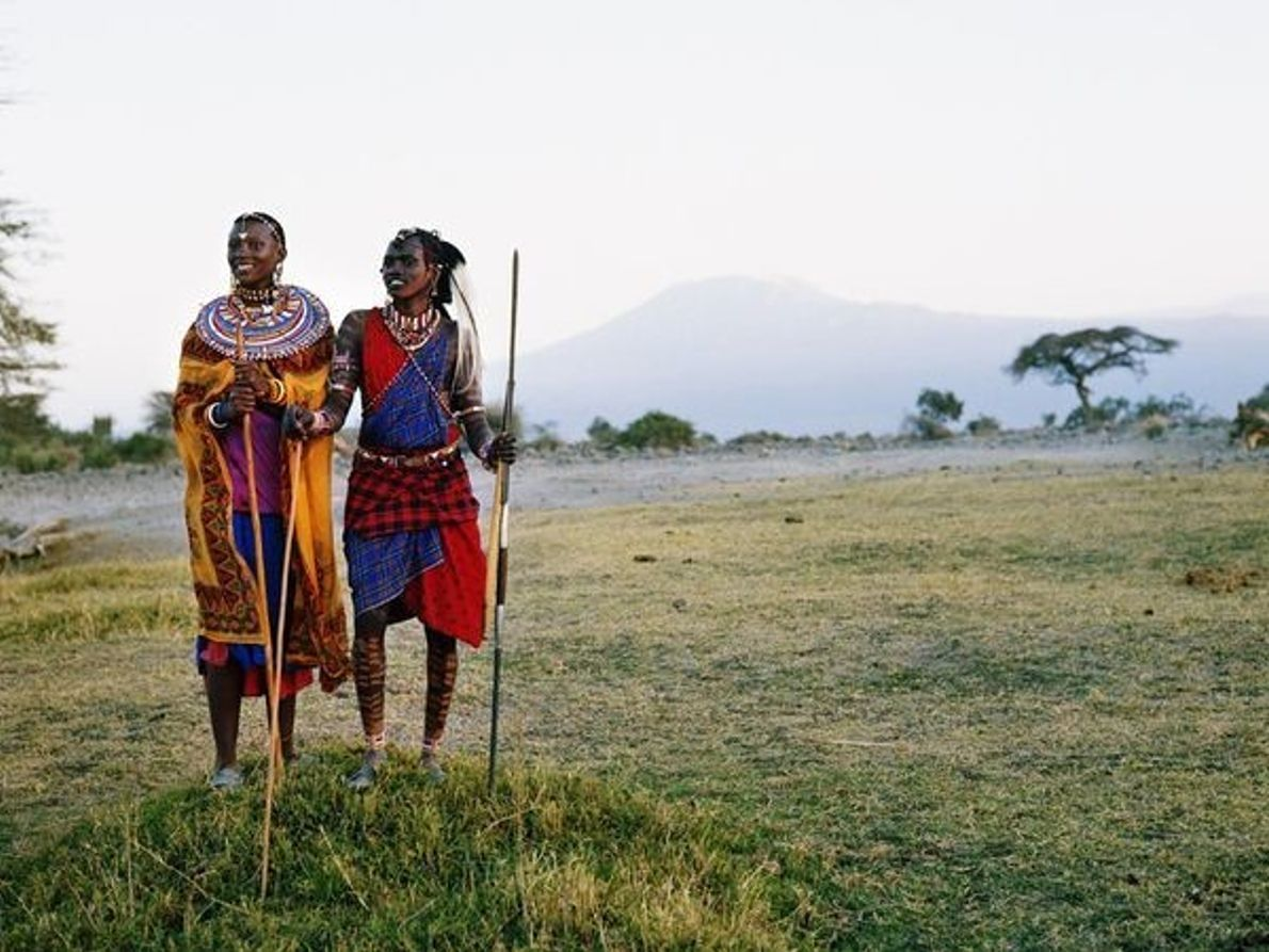 Masai, Tanzania