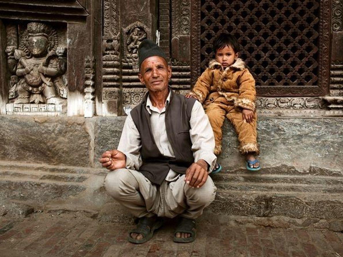Abuelo del Nepal
