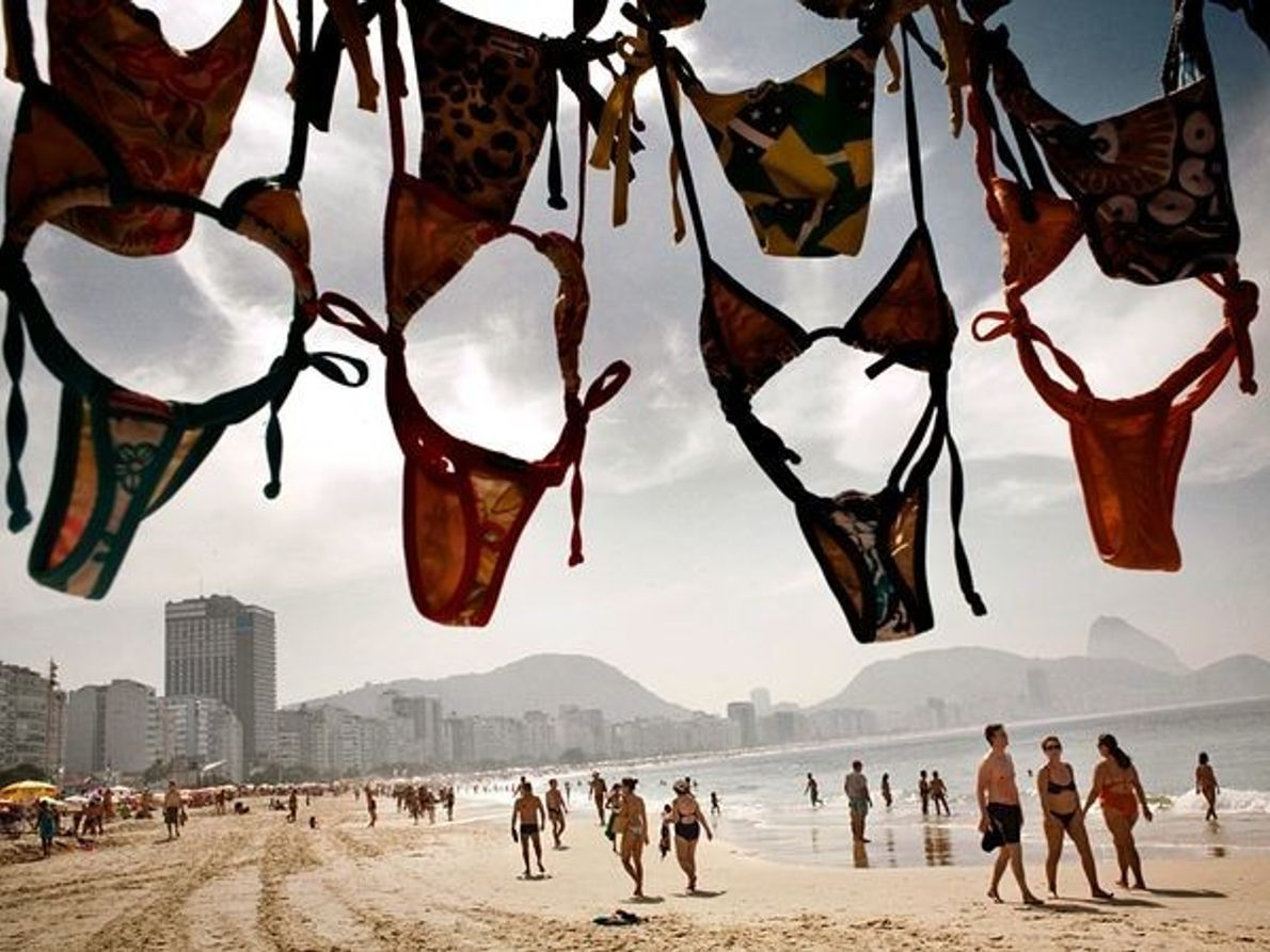 6. Río de Janeiro, Brasil