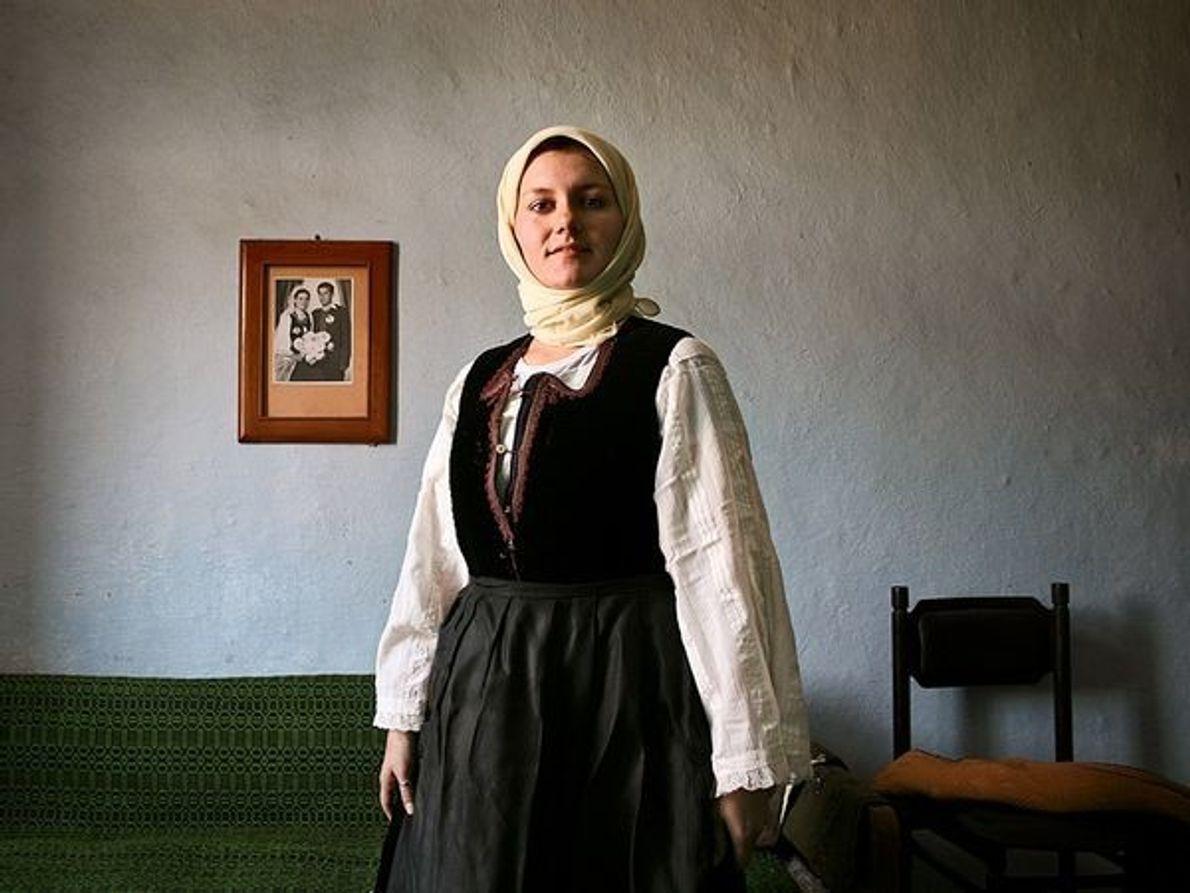 Folklórica serbia