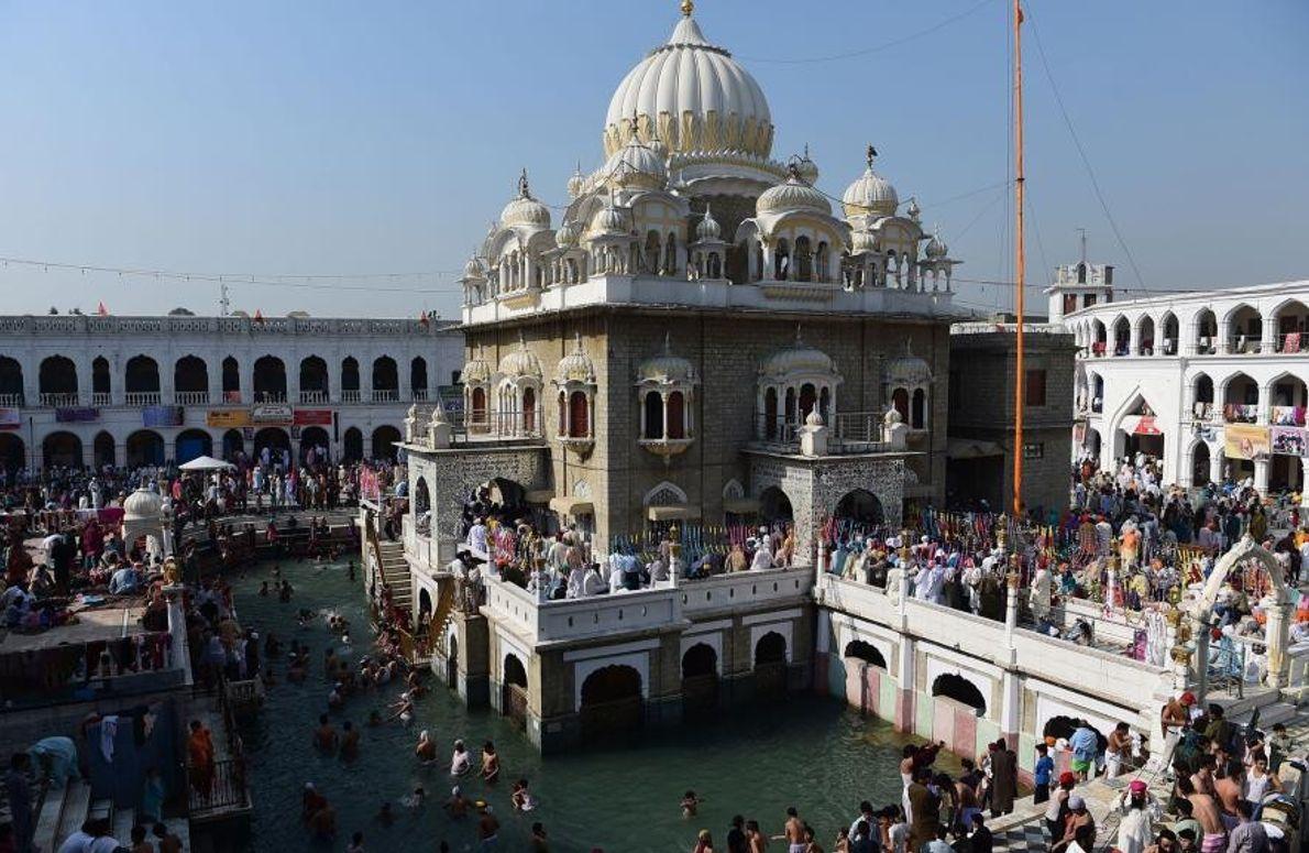 Gurdwara Panja Sahib