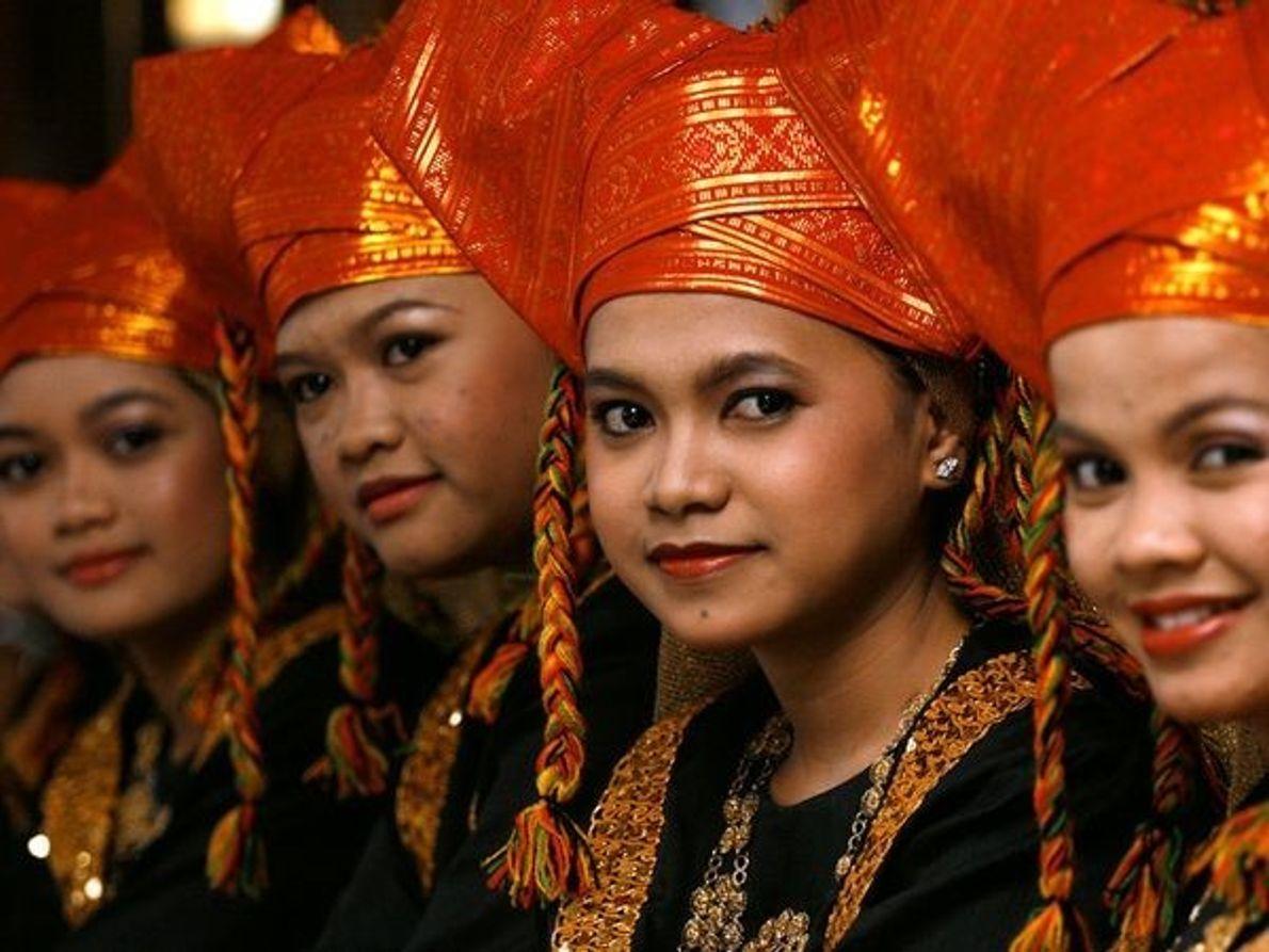 Mujeres Minangkabau