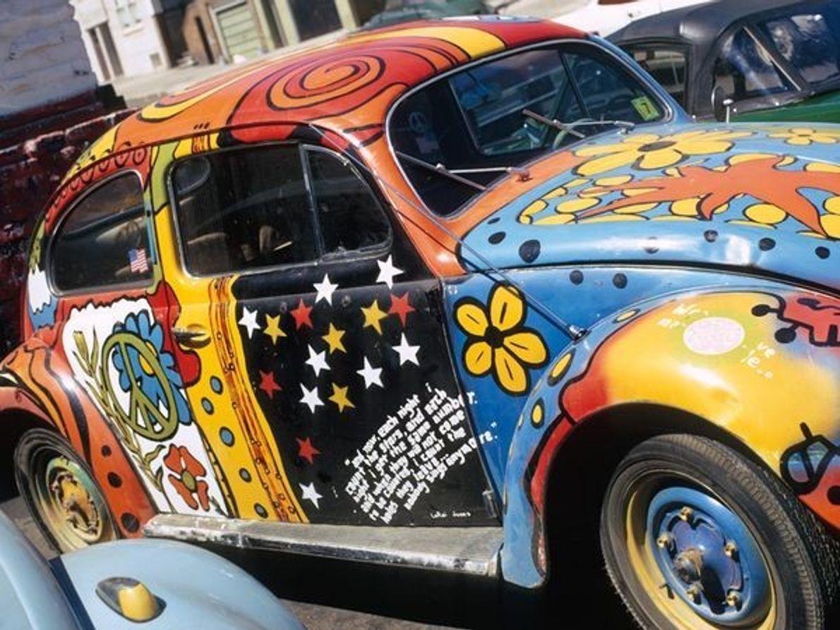 Volkswagen pintado