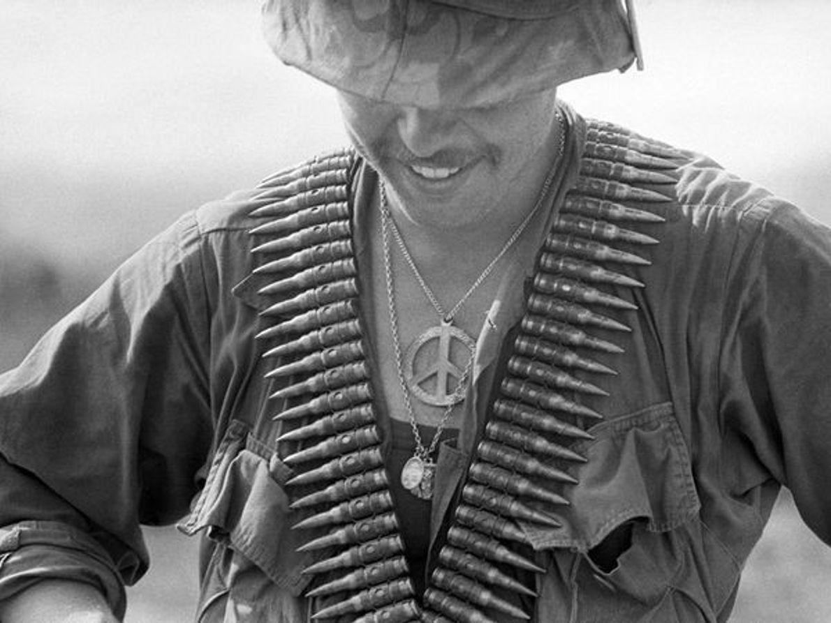 Soldado de EE.UU. en Vietnam