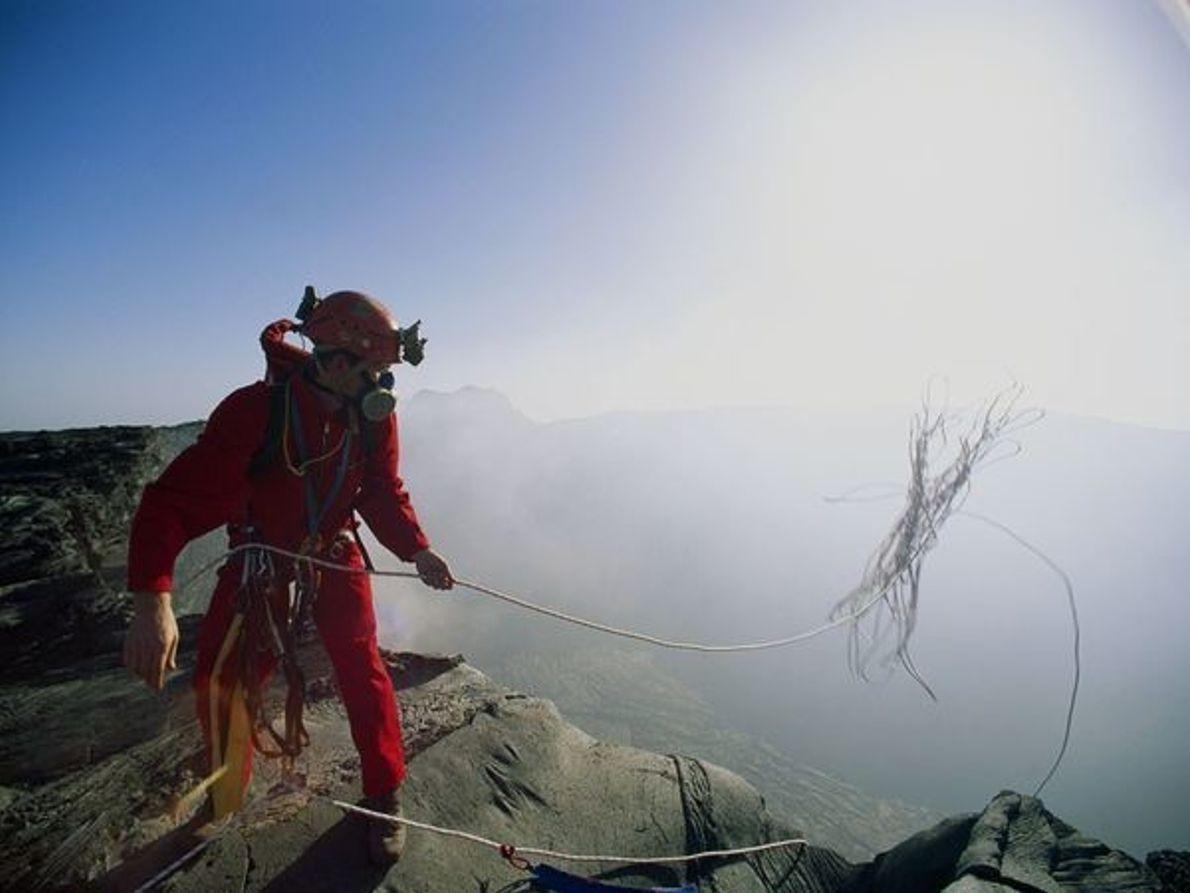 Volcán Ertale, Etiopía