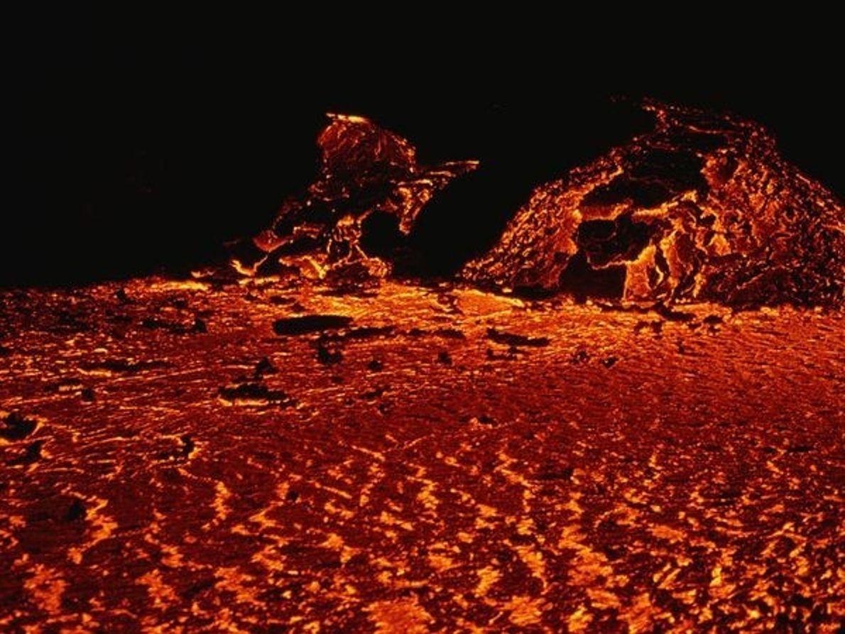 Lava del Etna