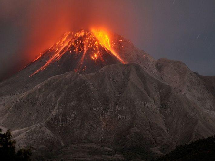 Volcanes durmientes