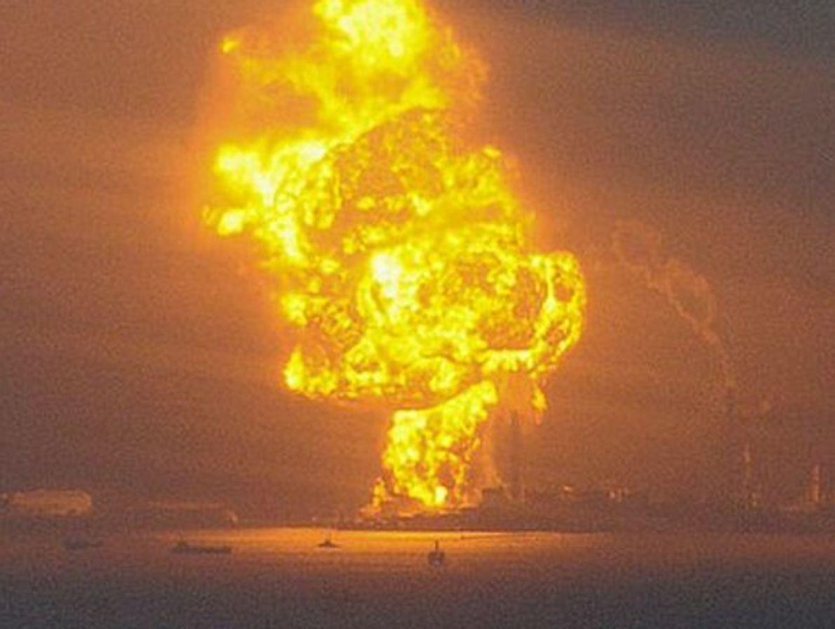 Japón Ardiendo