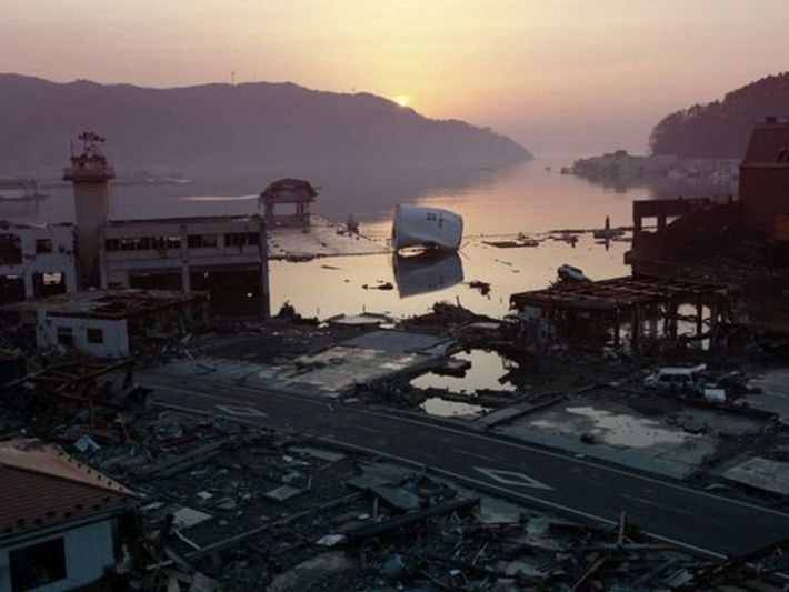 El terremoto de Japón ha provocado cambios en la masa terrestre