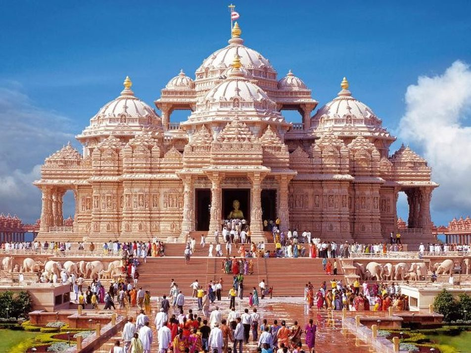 38 lugares sagrados de belleza impresionante
