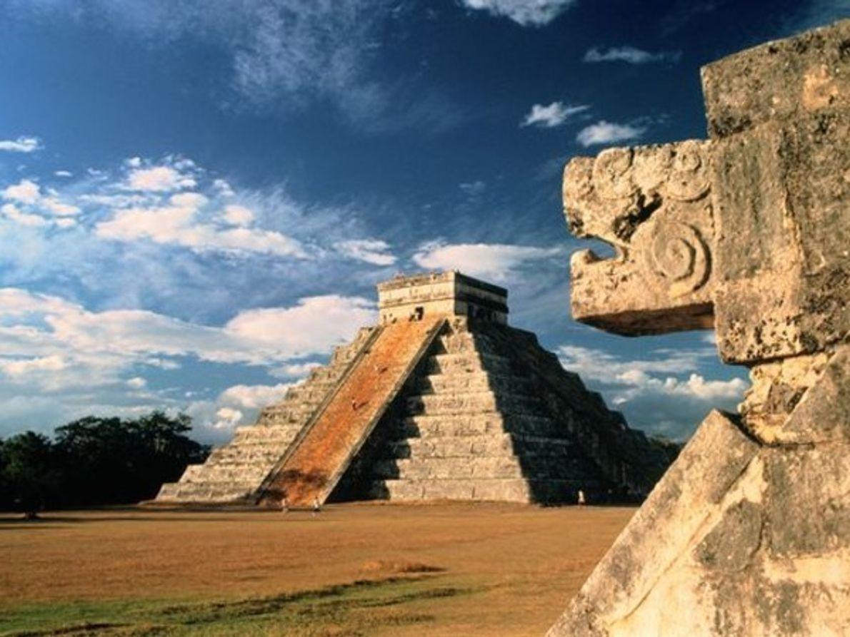 Chichén Itzá, Méjico.