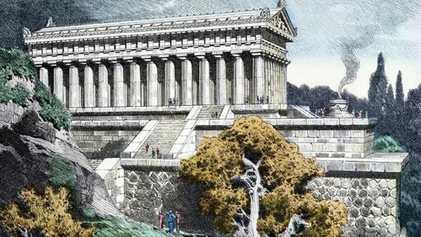 Las 7 maravillas antiguas vs las nuevas