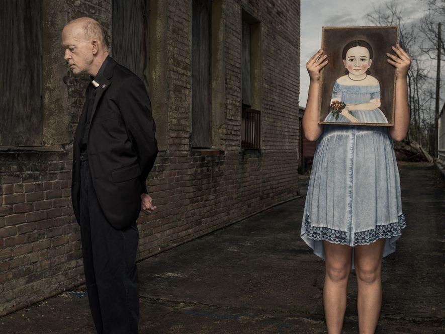 Mark Landis, que dice que fracasó como artista comercial, pasó casi tres décadas imitando las obras ...