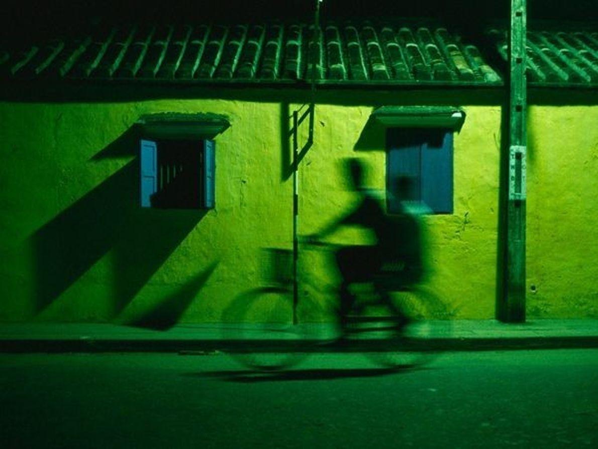 Ciclistas vietnamitas