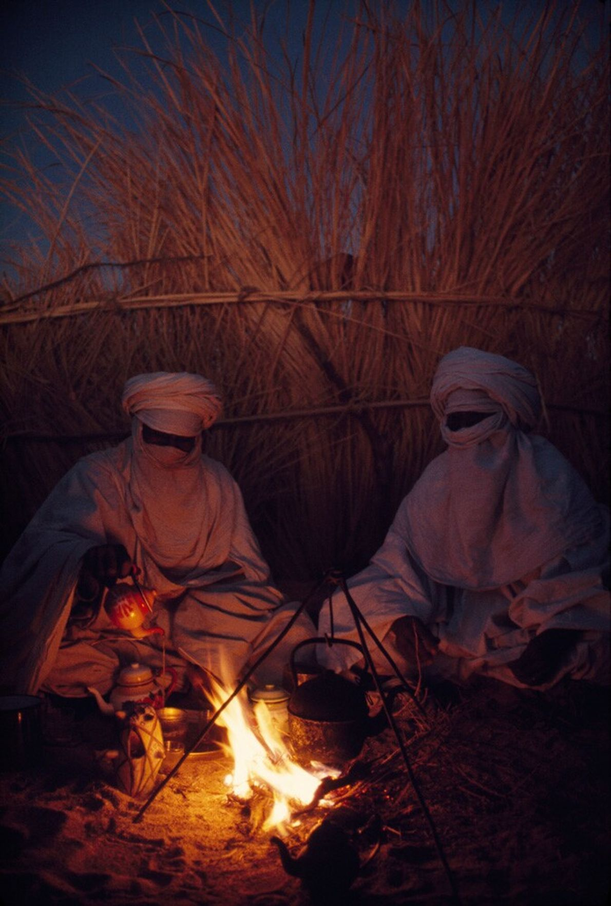 Pastores tuaregs