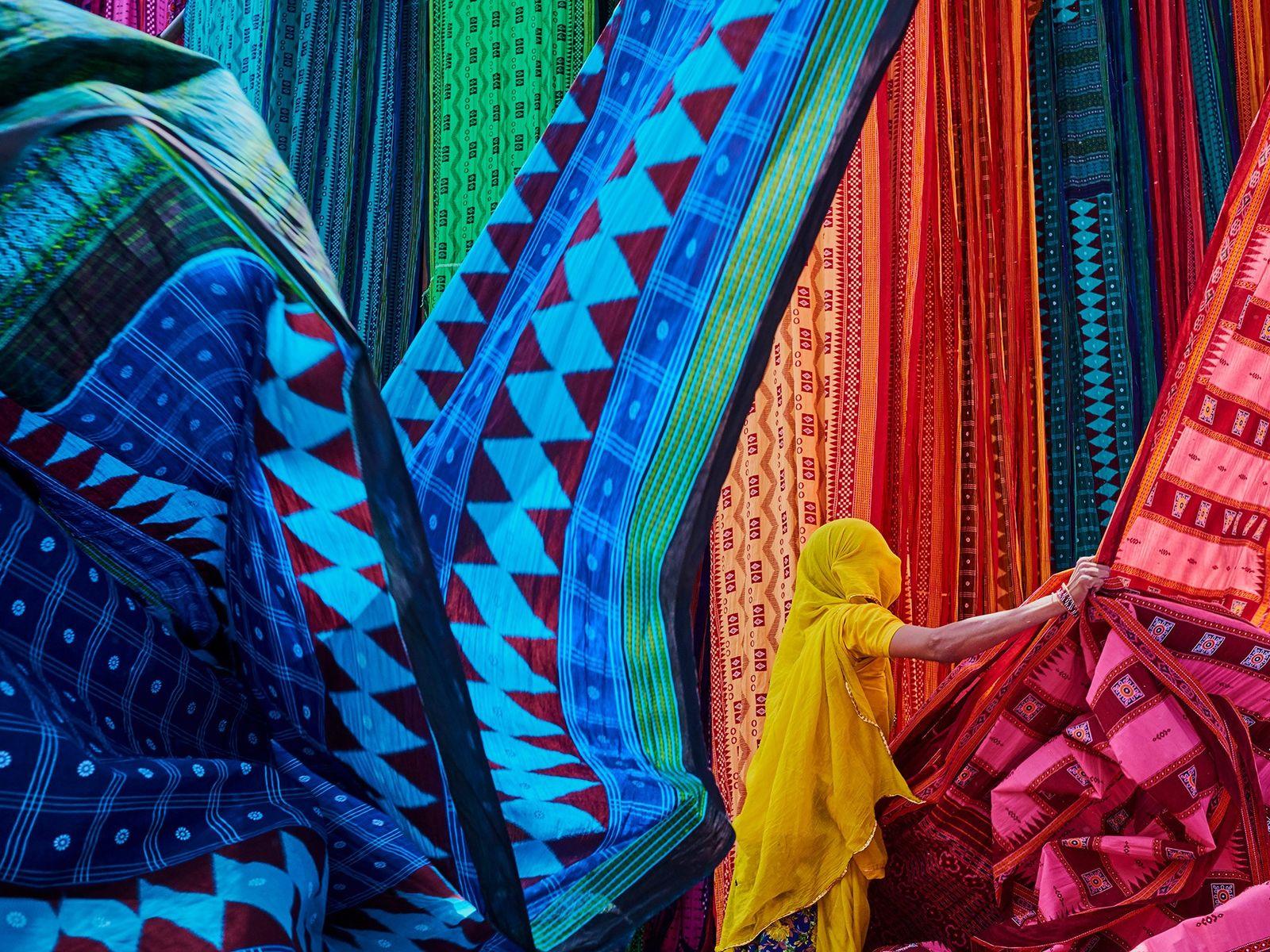 Saree Factory de Rayastán