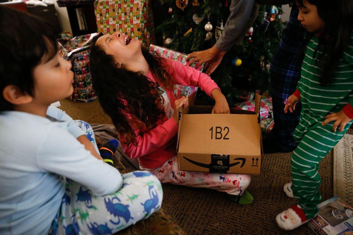 Lola en Navidad