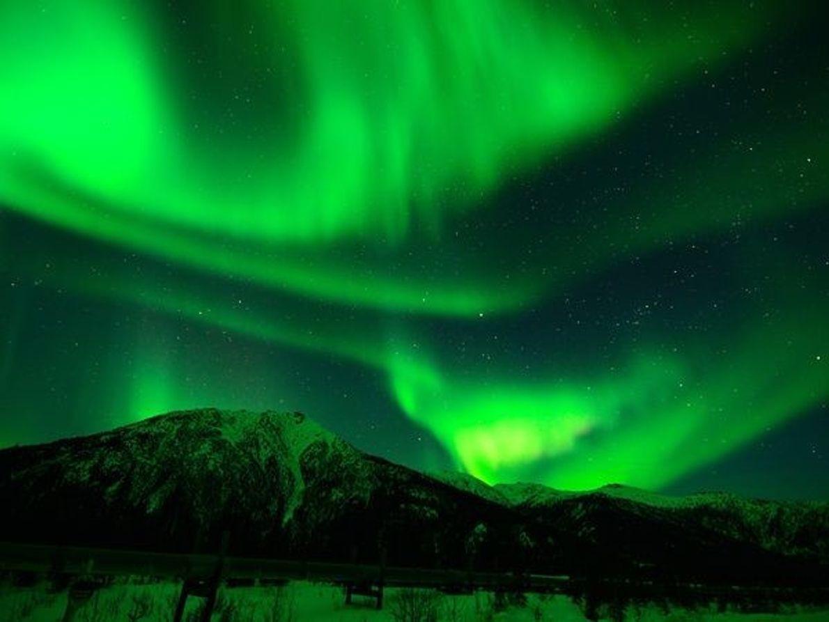 La nueva aurora boreal