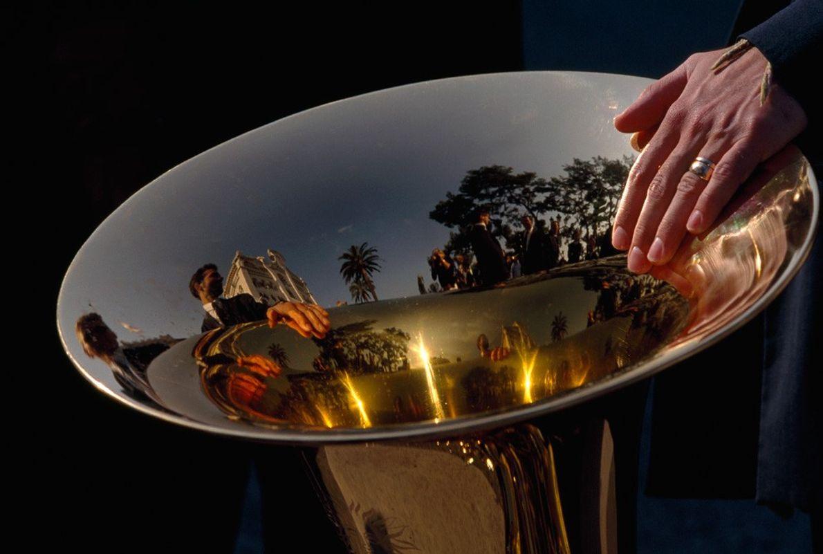 Trompa de latón, Mónaco