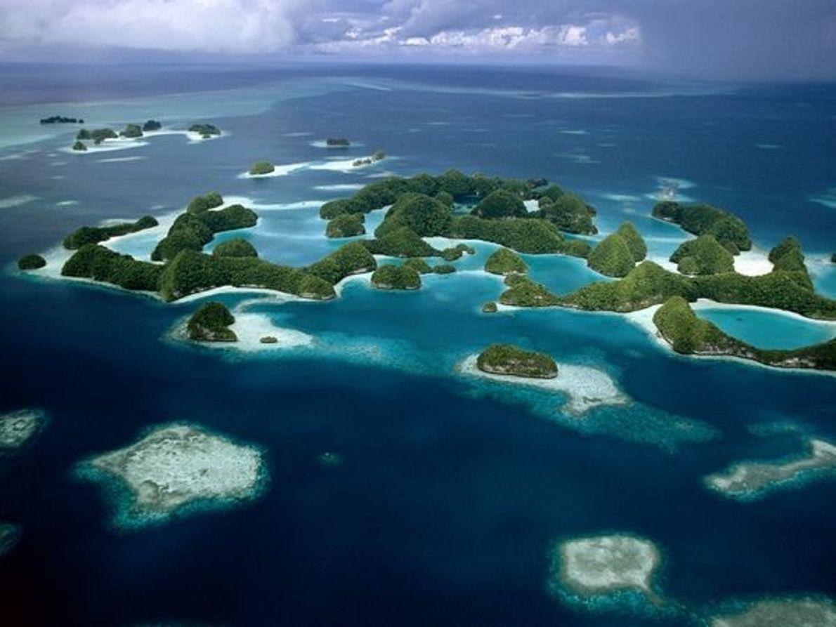 Islas Palaos