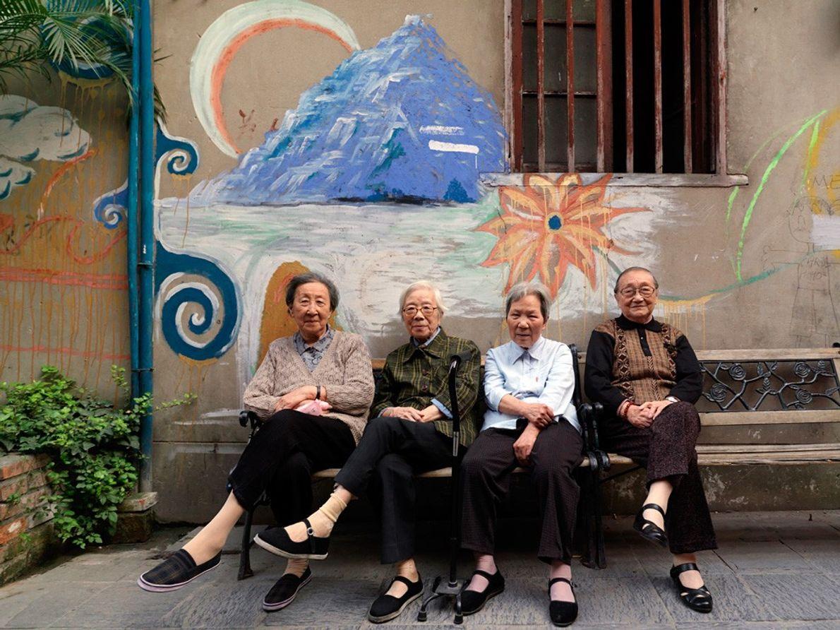 Mujeres, Shanghai