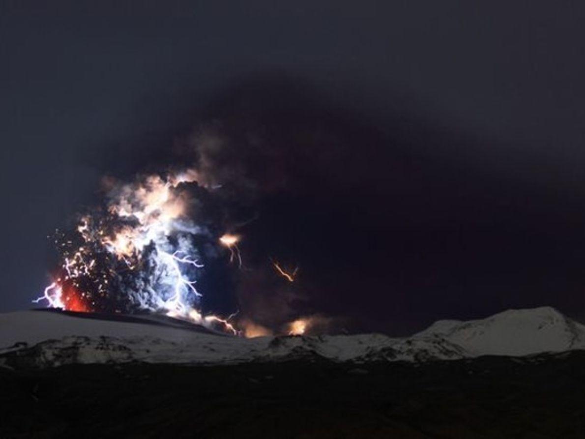 Fuego, hielo y rayos