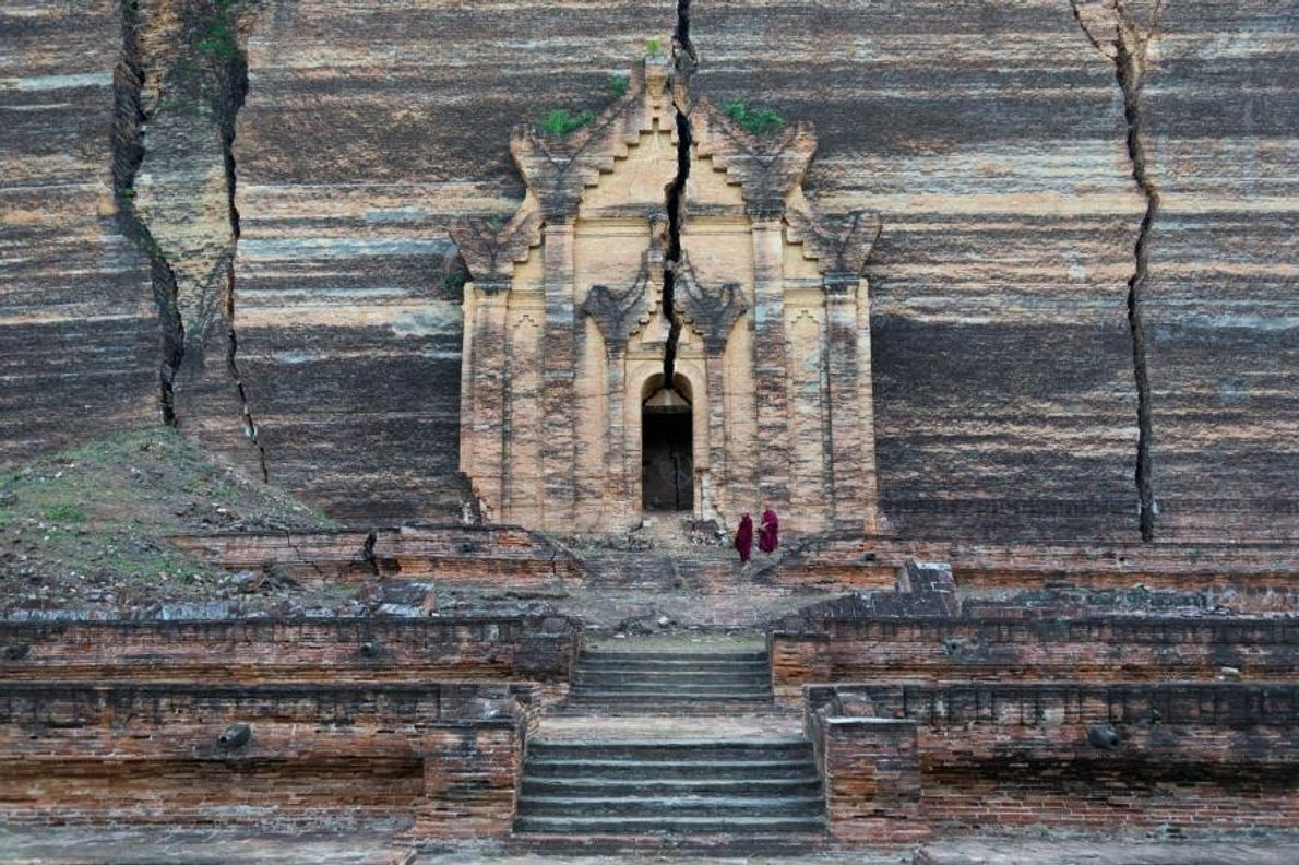 Pagoda Mingun