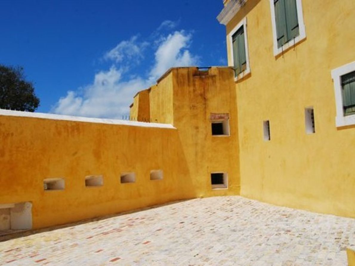 Fortaleza de Satna Cruz