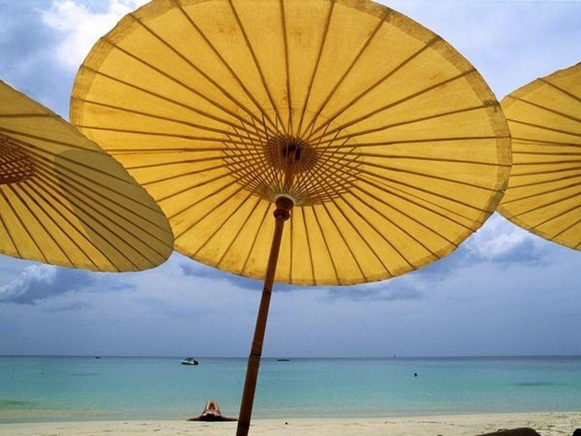 Playa de la Isla de Phuket