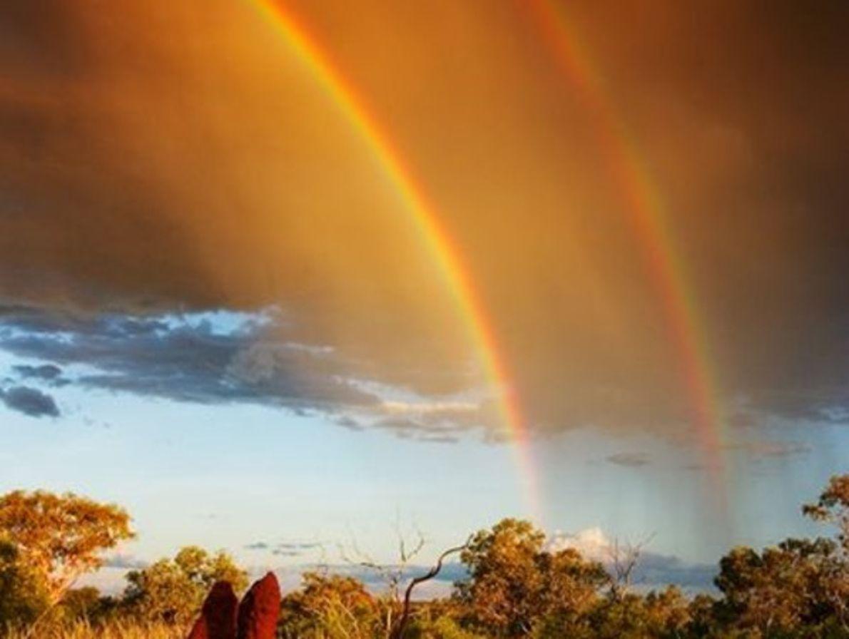 Arco iris australiano