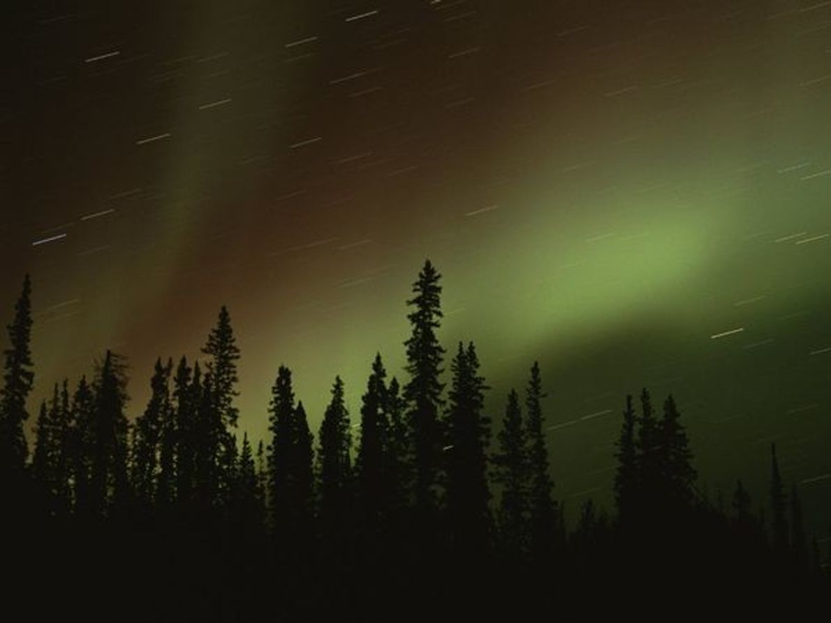 Aurora en Canadá