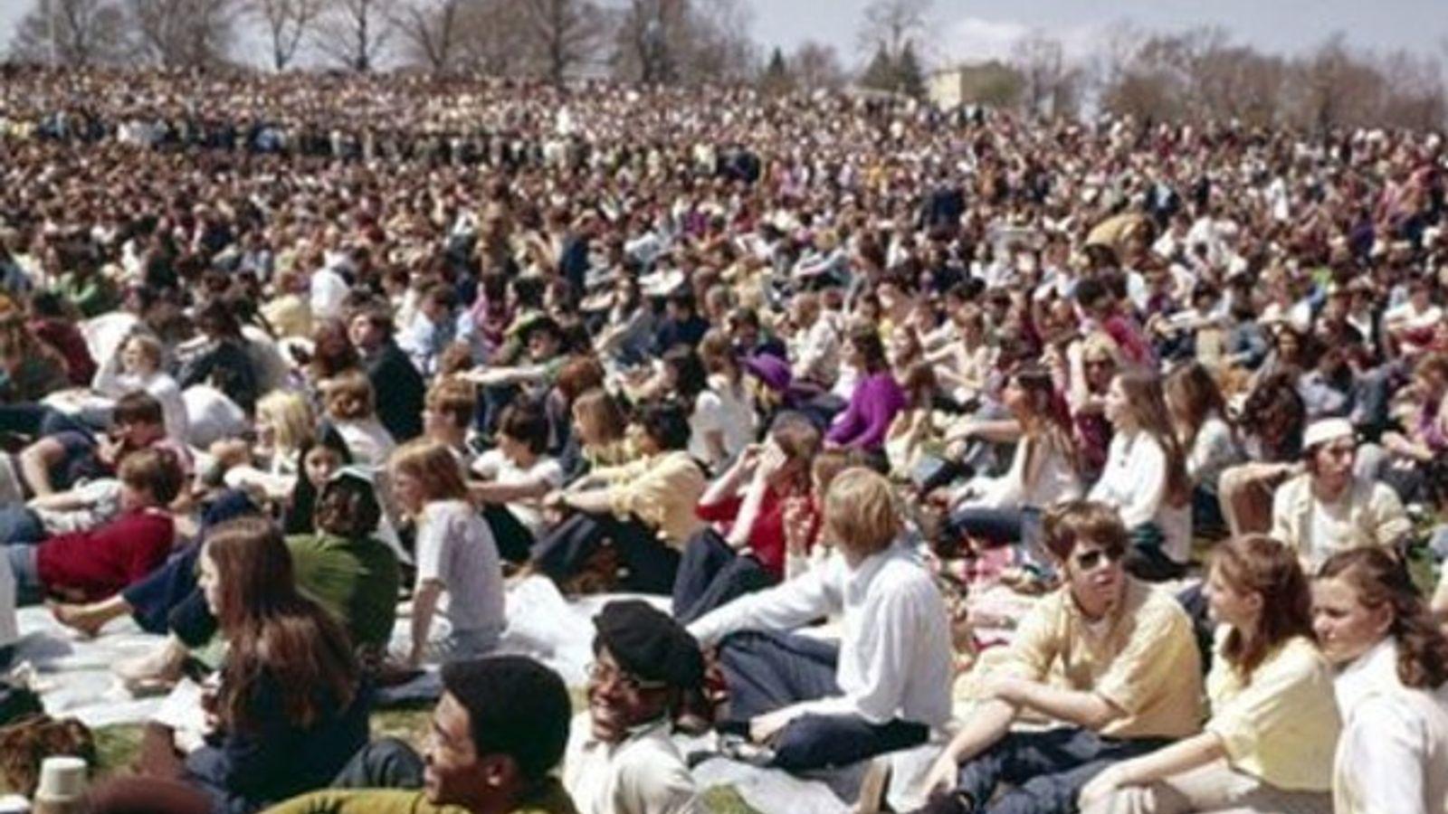Día de la Tierra 1970