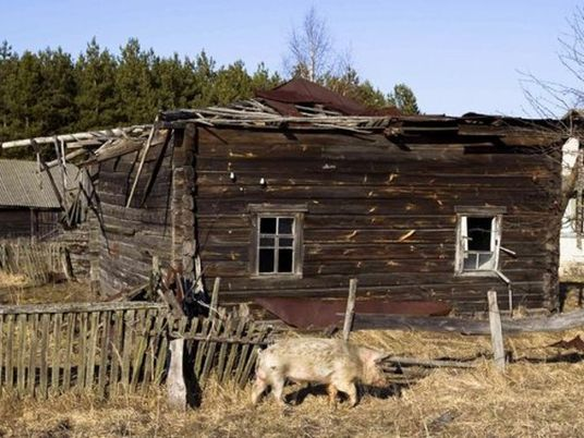 30 aniversario del desastre de Chernóbil