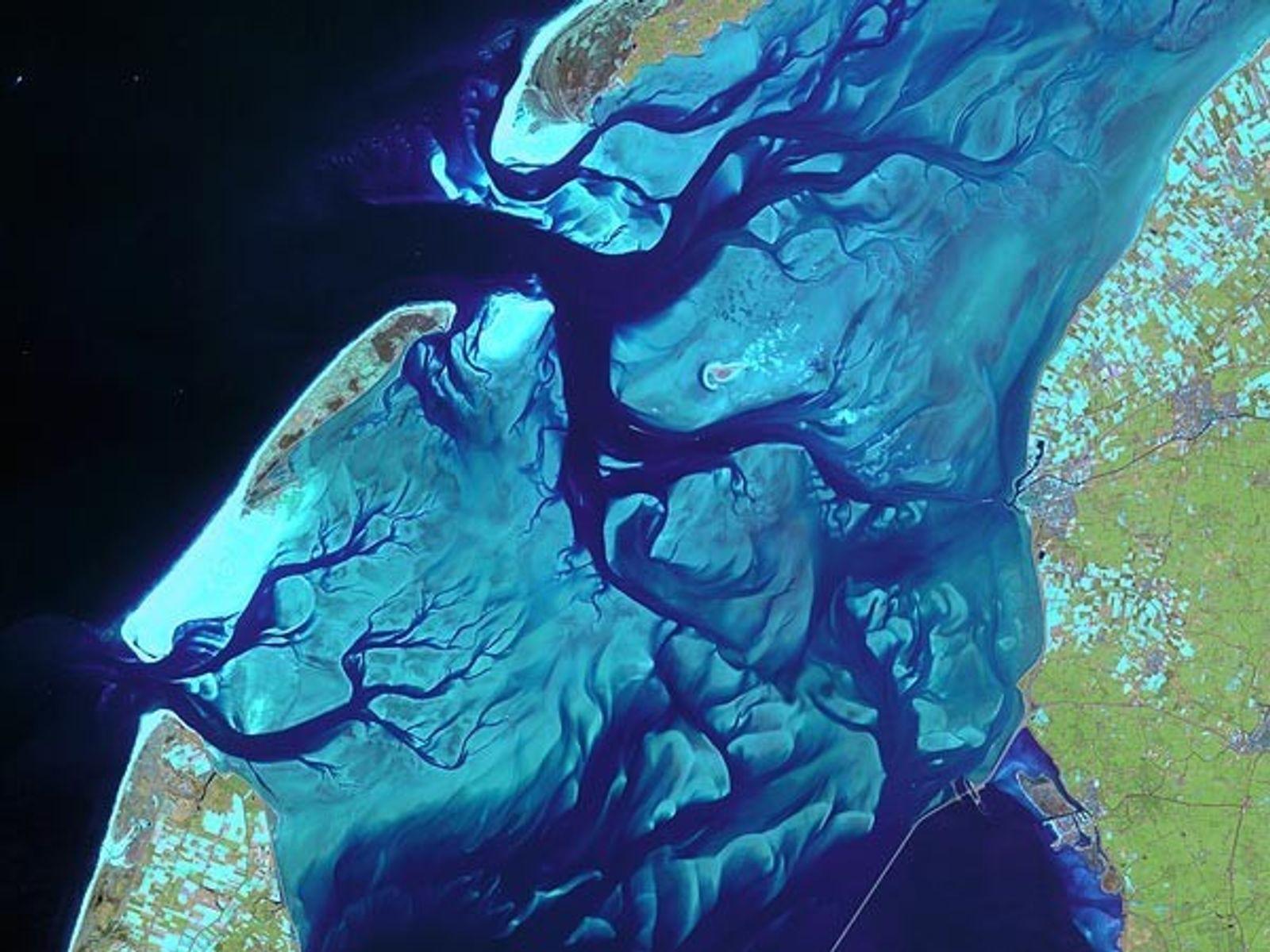 Así se ve nuestro planeta desde el espacio