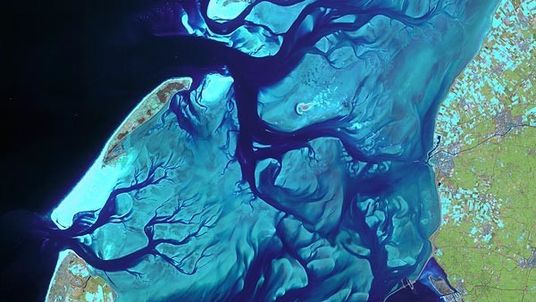 20 magníficas fotografías de la Tierra desde el espacio