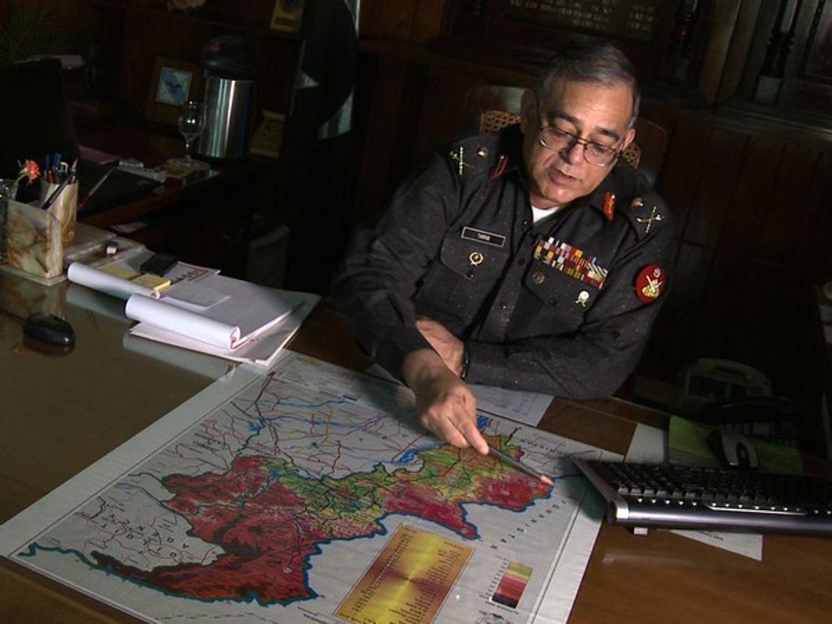 Dentro de: Tierra Talibán II