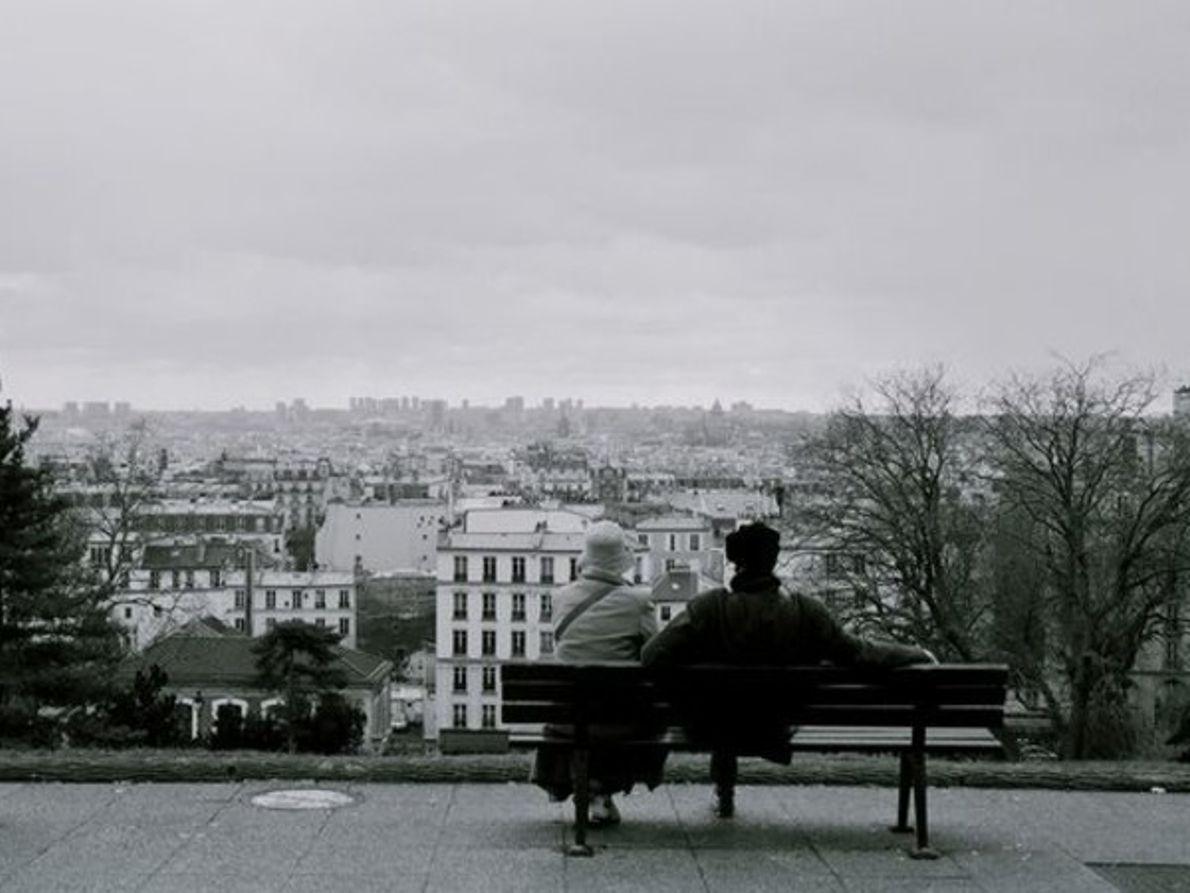 Montmatre, París